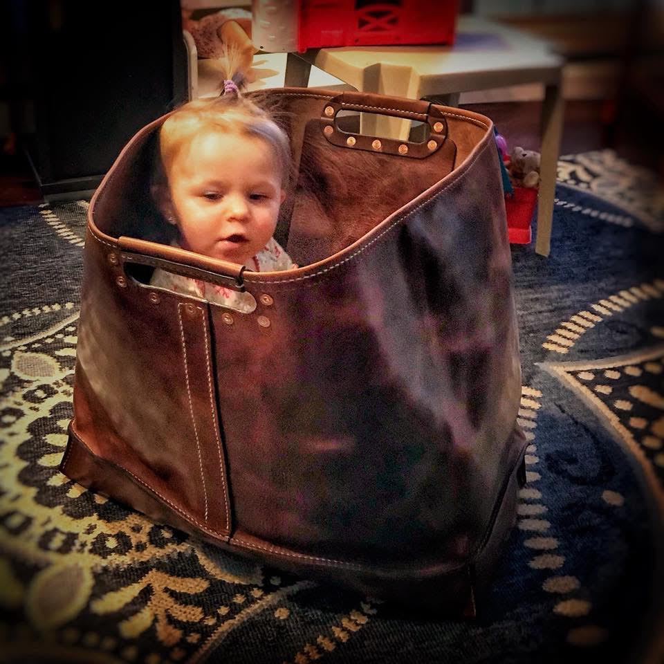 Baby in a Vonnegut Valise
