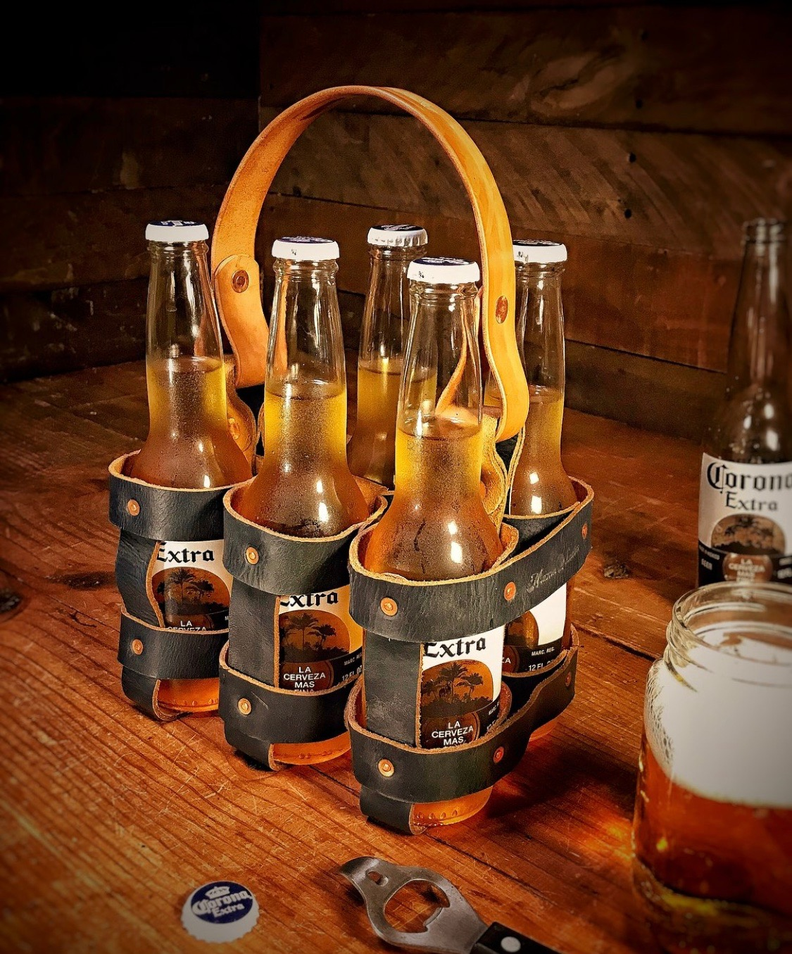 Chandler Beer Caddy