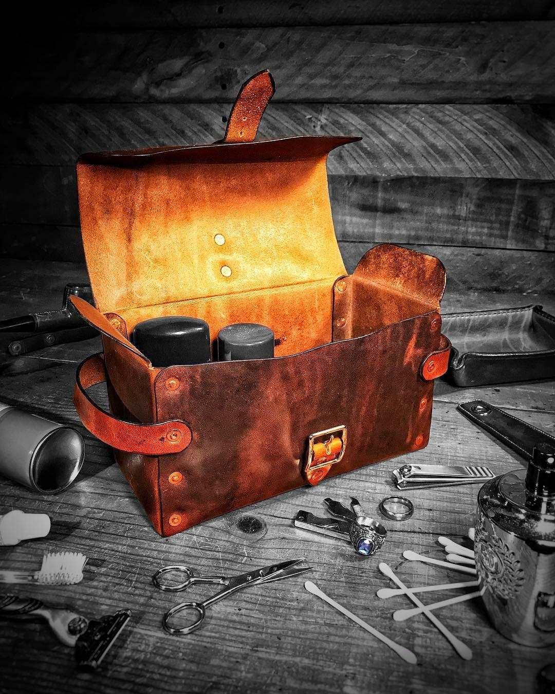 Fleming Dopp Kit