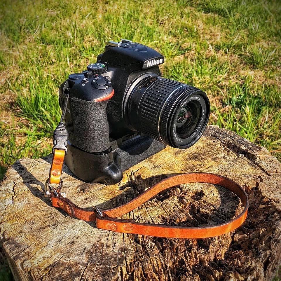 Ebbets Camera Wrist Strap
