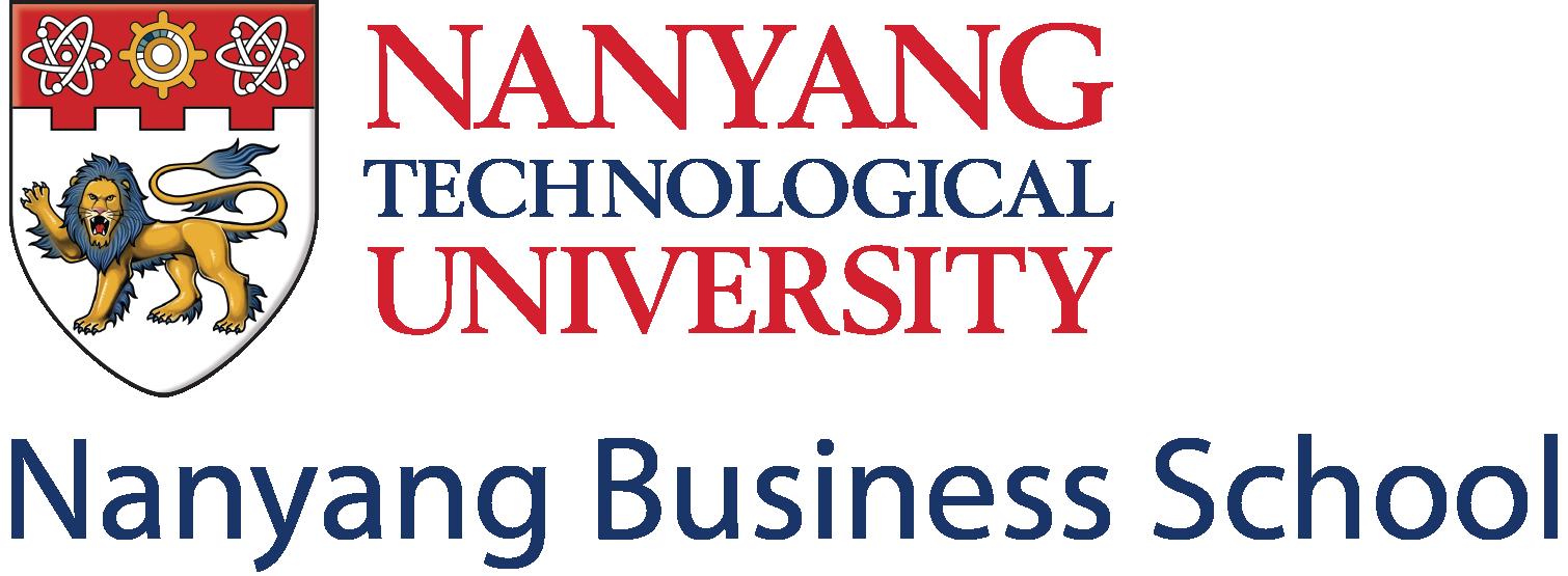 Image result for Nanyang Technological University School of Business logo