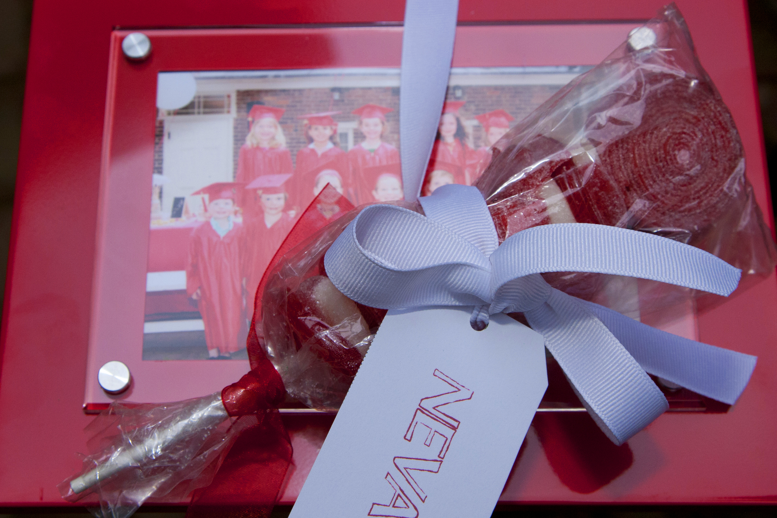 Red and White Graduation Party | LIG Events | Washington, DC Wedding and Event Planners