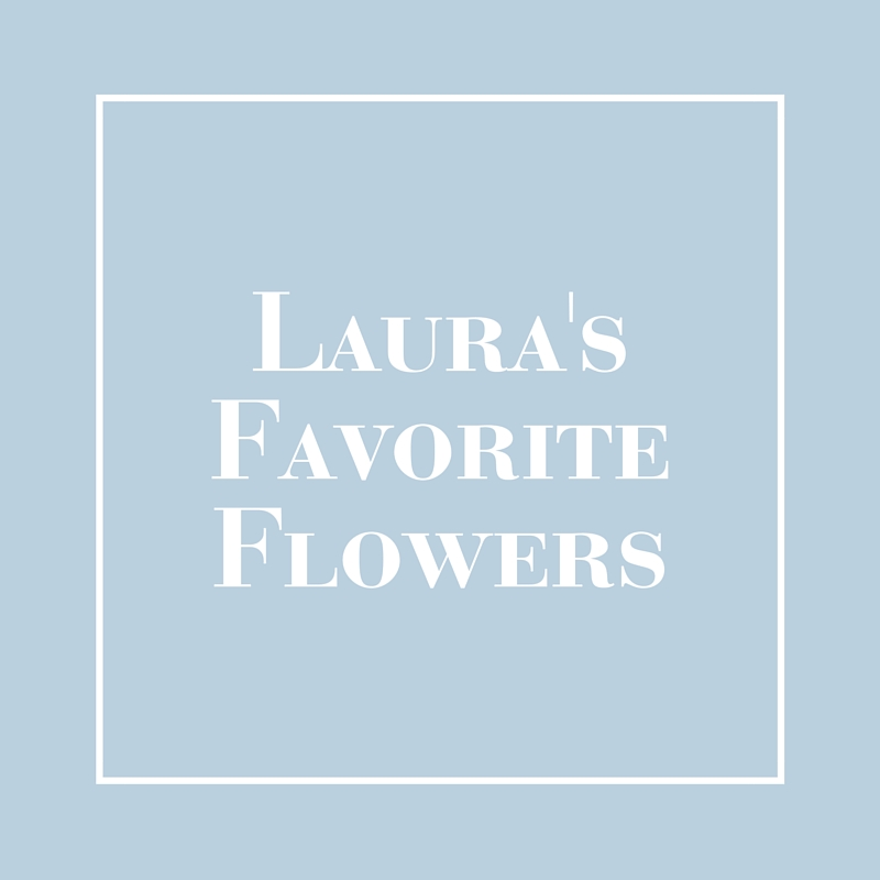 Laura's Favorite Flowers | LIG Events - Washington, DC Wedding and Event Planners