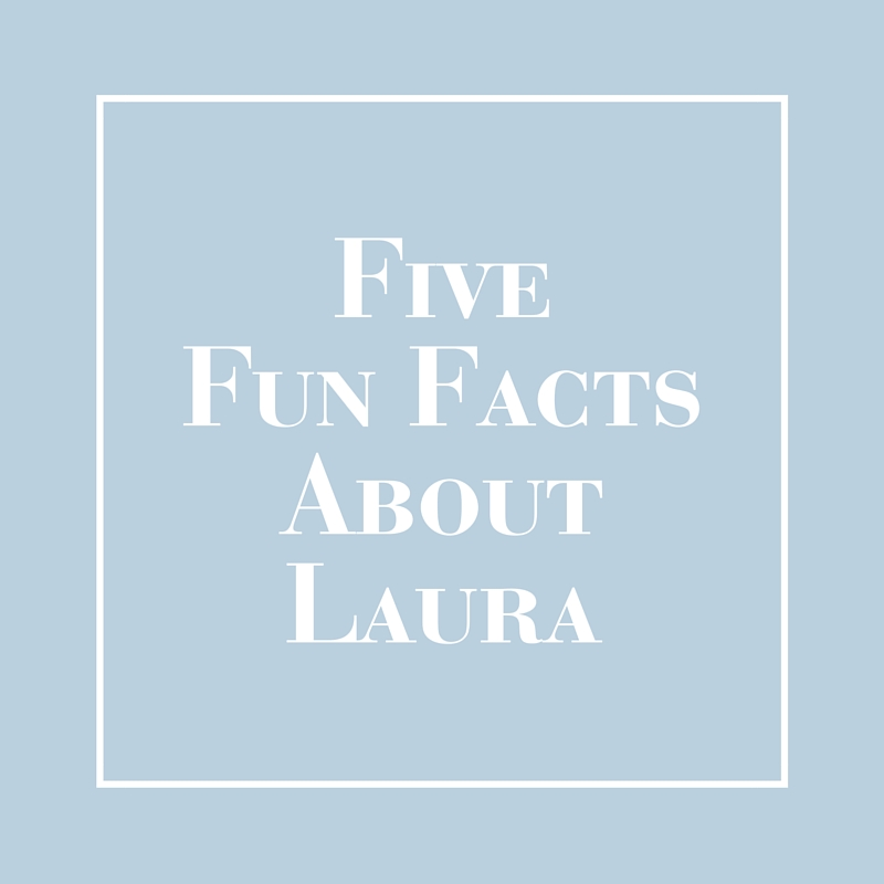 Five Fun Facts about Laura | LIG Events - Washington, DC Wedding and Event Planners