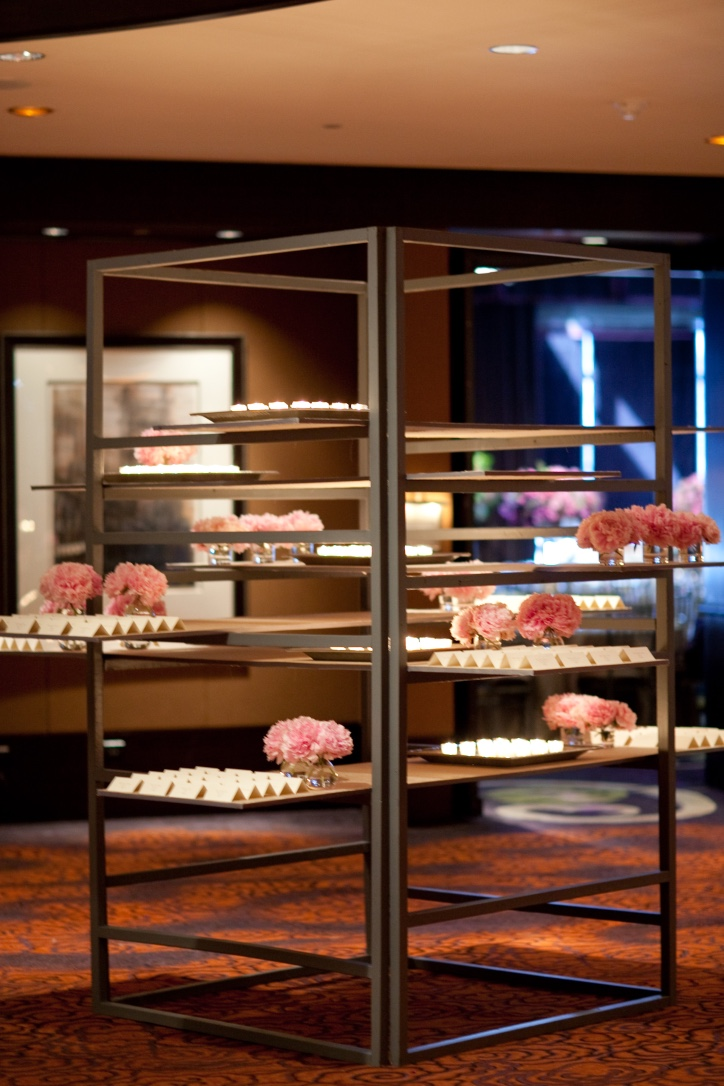 Escort Card Structure | LIG Events - Washington, DC Wedding and Event Planners
