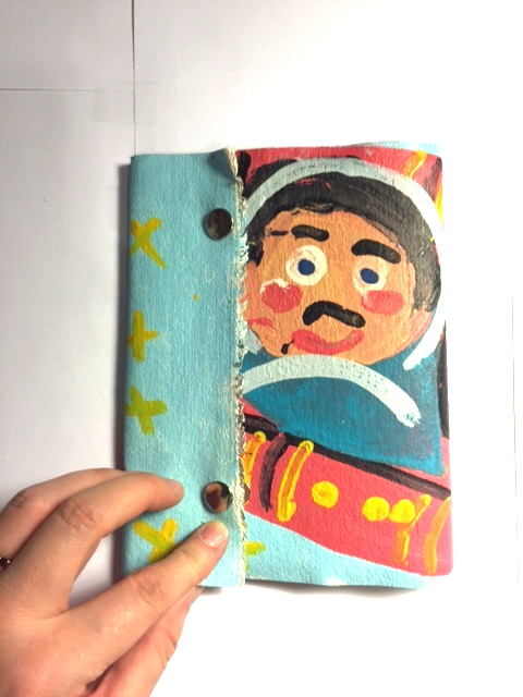 Kah Leong bought me this beautiful denim sketchbook for my birthday in Bangkok over Christmas. It was painted by a person with special needs and is so charming! Inside I am sketching the beautiful ornamentation I saw at the Royal Palace. I plan to turn it into an adult coloring book for one of my sisters who introduced me to the concept. She loves to color and is an inspiration to me! Below are the first few pages.