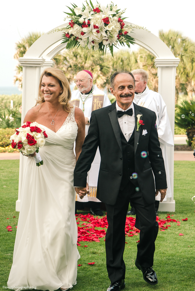 Wedding at Hammock Beach Resort