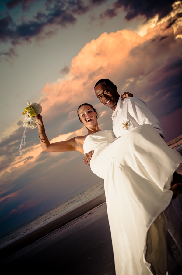 Flagler Beach Wedding