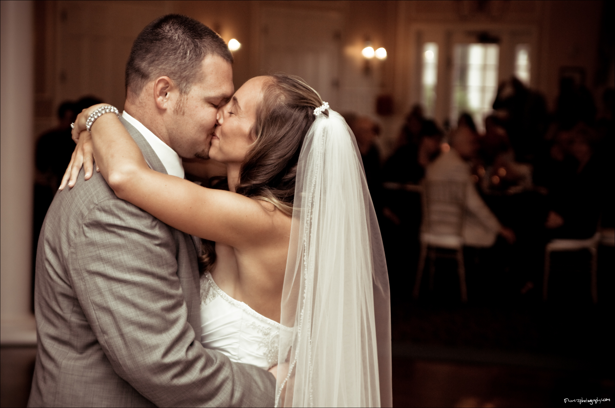 First Dance at the River House