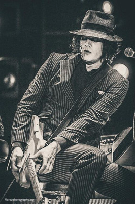 Jack White at Voodoo Fest in New Orleans