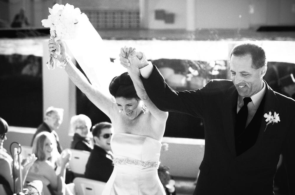 Wedding at Marineland Florida