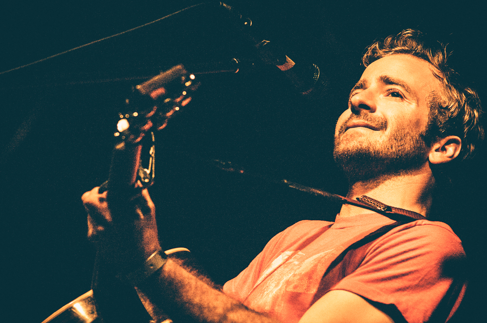 Dave Simonett of Trampled by Turtles