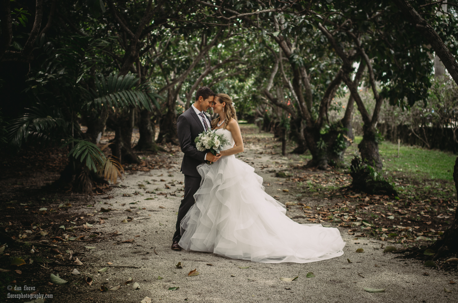 Wedding @ The Old Grove, in Homestead Florida.