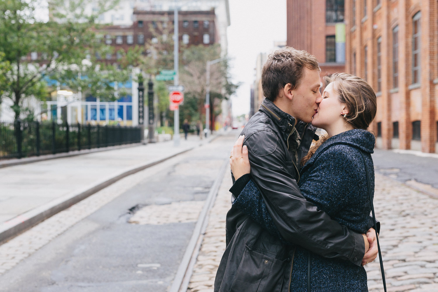 Sarah and Austin's Brooklyn Anniversary | John Branch IV Photogr