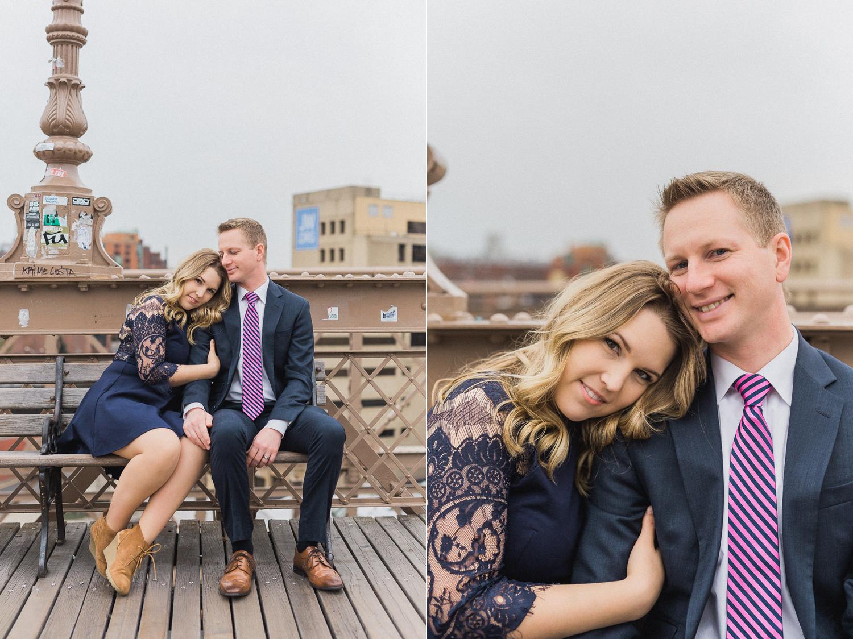 Alyssa & Curtis' New York City HoneyMoon Vacation