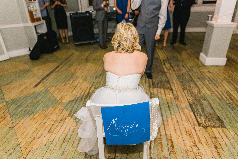 Miranda & Evan's Metropolitan Building New York City Wedding