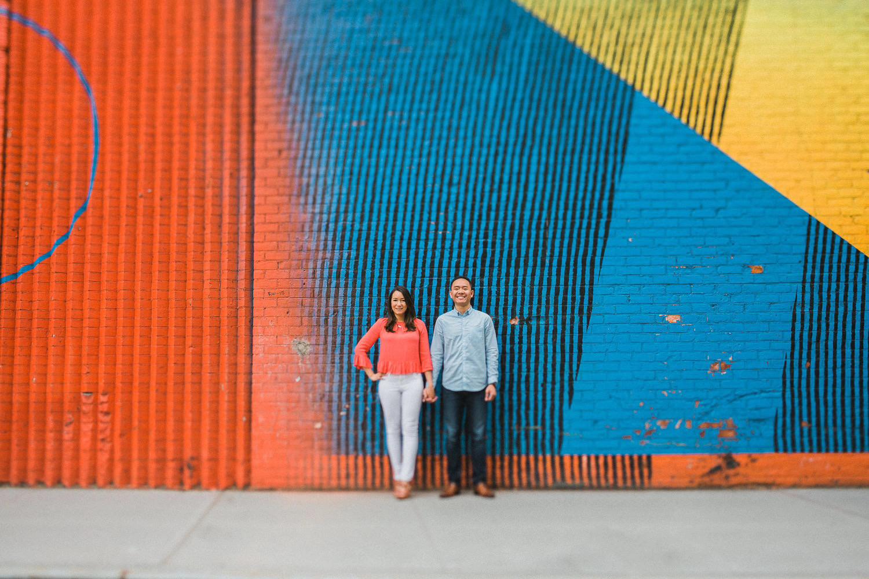 Lissette & Herman's Brooklyn Promenade Engagement