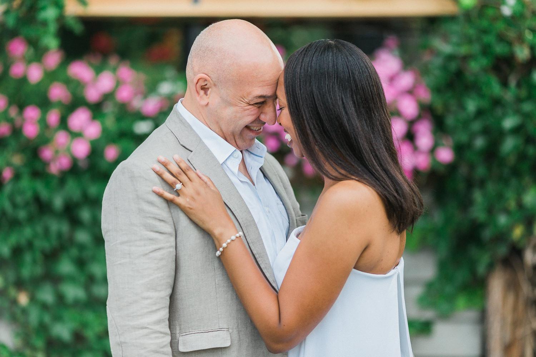 Sakinah & John's Prospect Park Engagement