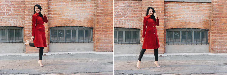 Marguerite Evans Fashion Portraits Brooklyn NYC