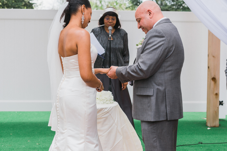 Sakinah & John's Terrace on the Park Wedding