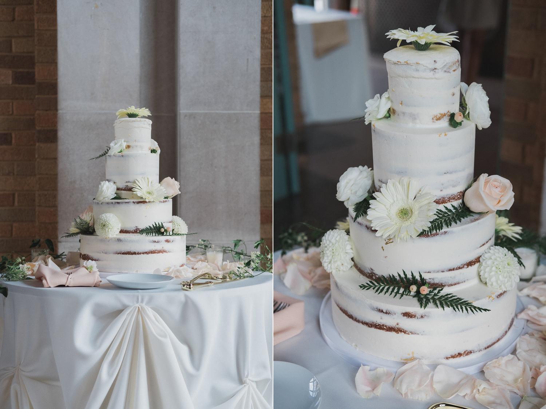 Emily & Mark's Columbus Park Refactory Chicago Wedding