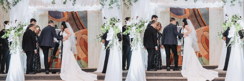 Harmonie & Joe's Temple Judea Great Neck Wedding