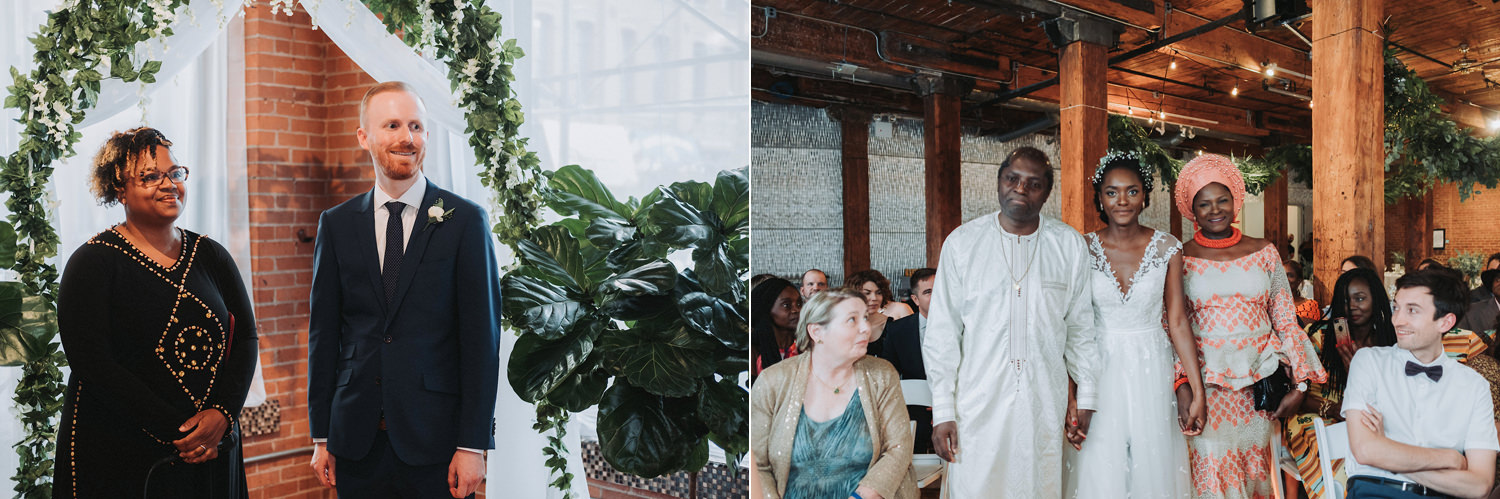 Mignonne & Eric's Intamite Dumbo Wedding