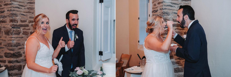 Emily & Michael's Burlington Flats NY Wedding