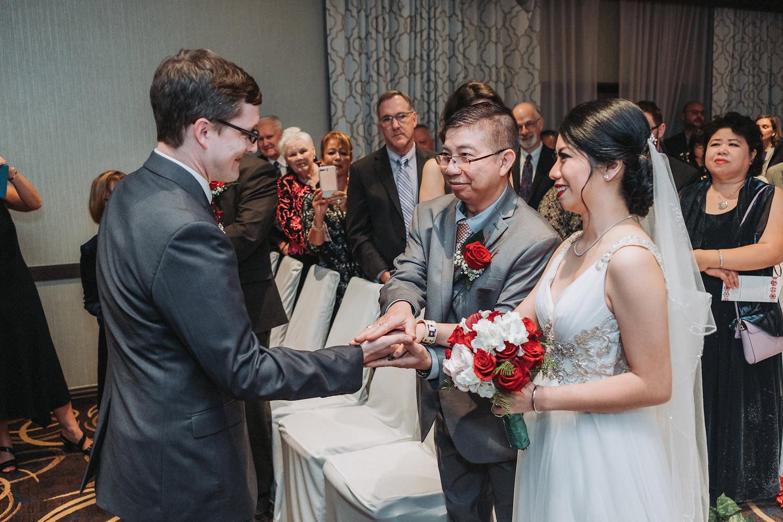 Tiffany & Ethan's Flushing Wedding