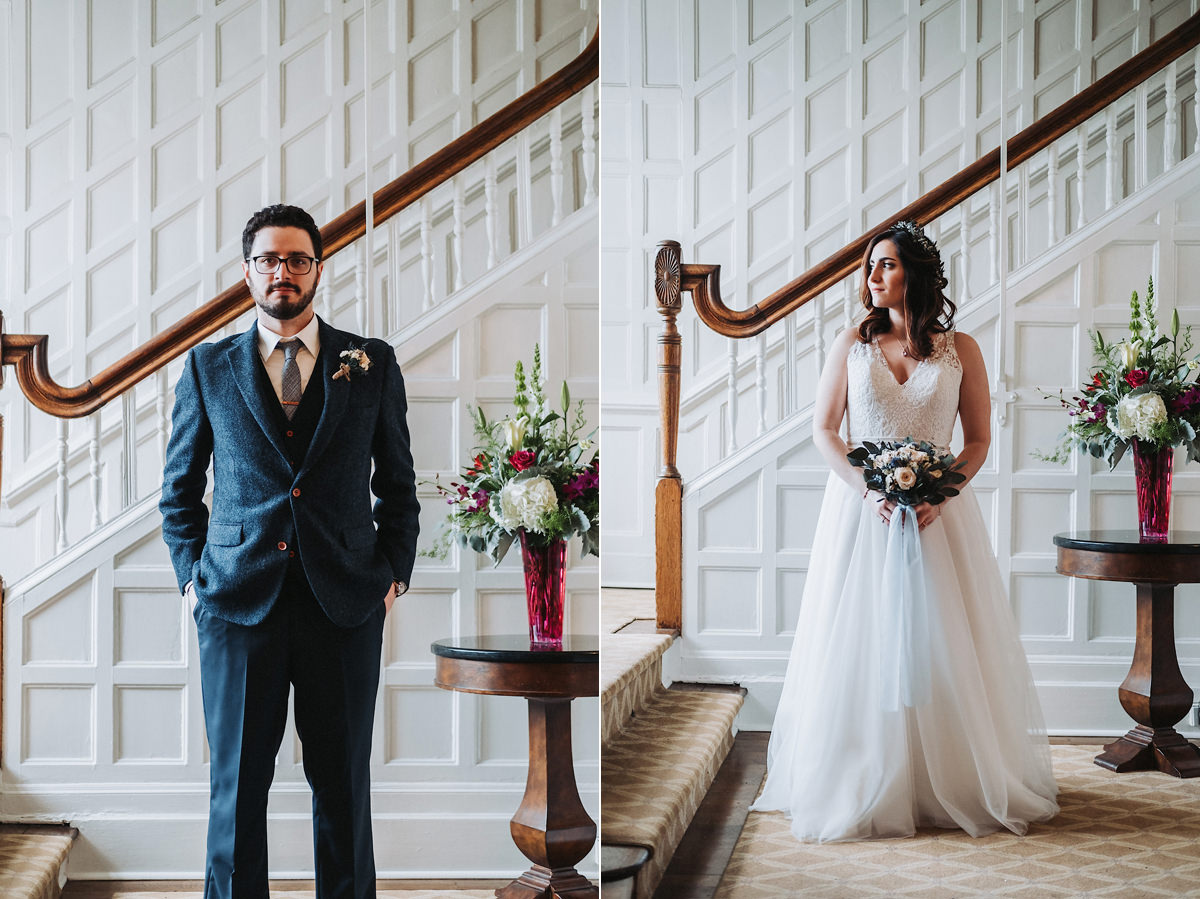 April & John's Mansion at Timber Point Wedding | Great Neck, NY
