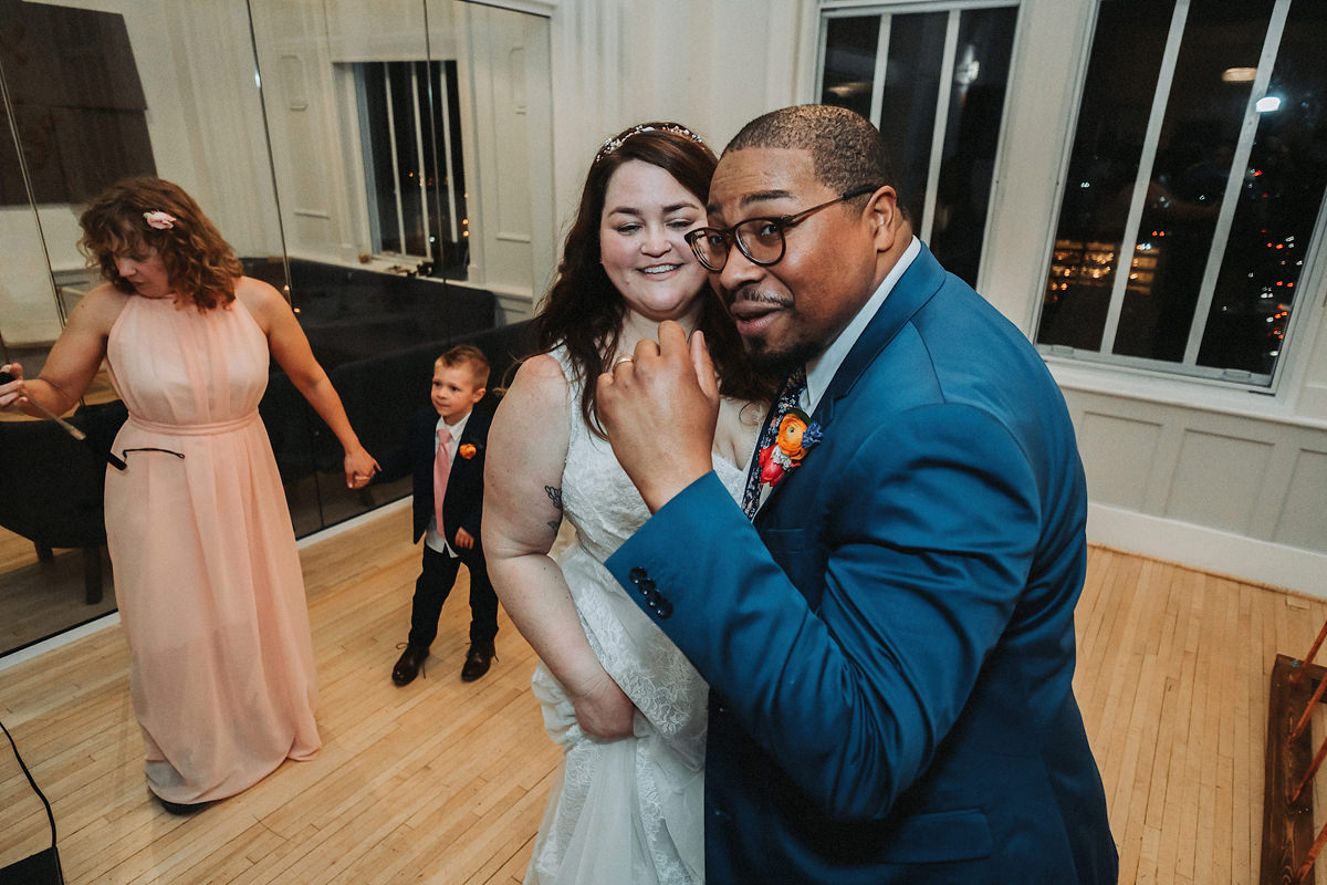 Katie & Fernando's Cannon Room Wedding | Raleigh, NC