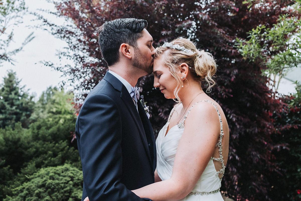 Calli & Brandon's Historic Langtree Plantation Wedding   Mooresv