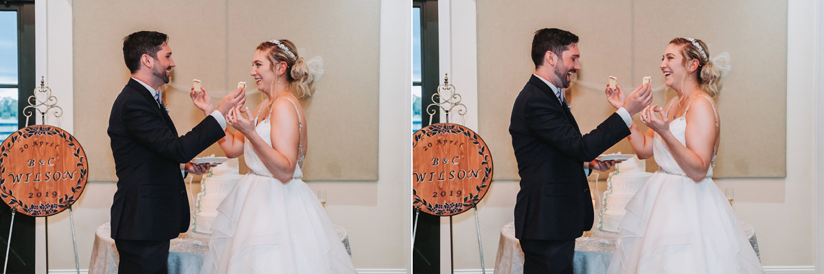 Calli & Brandon's Historic Langtree Plantation Wedding | Mooresv