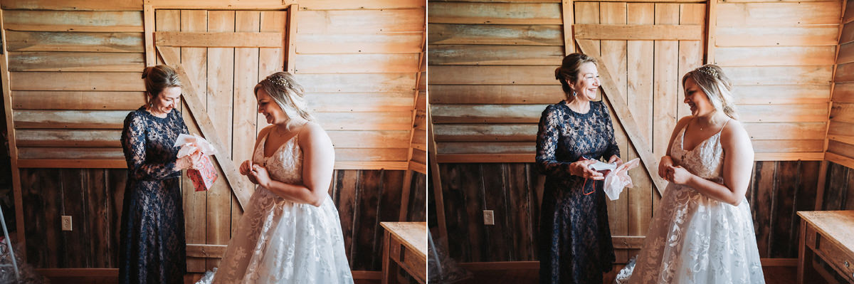 Mattie & Nick's The Barns at Chip Ridge Wedding
