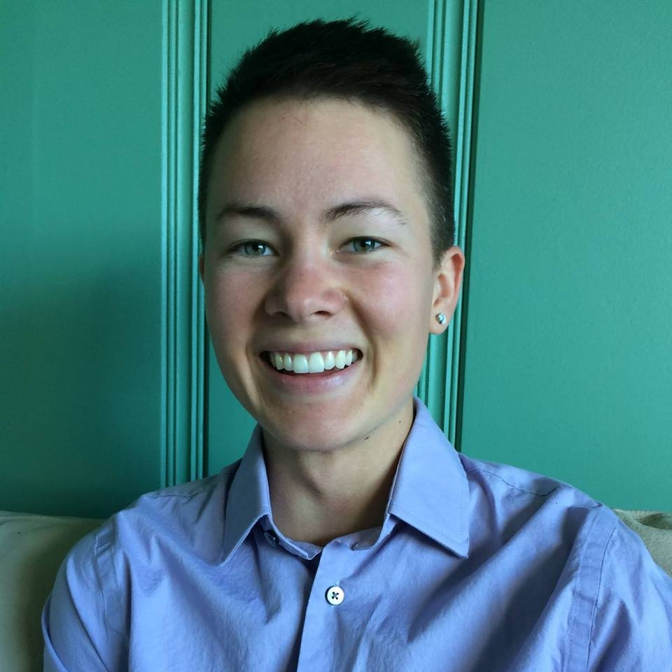 Aerin Riegelsberger,  COUNSELOR & CLINIC OPERATIONS COORDINATOR
