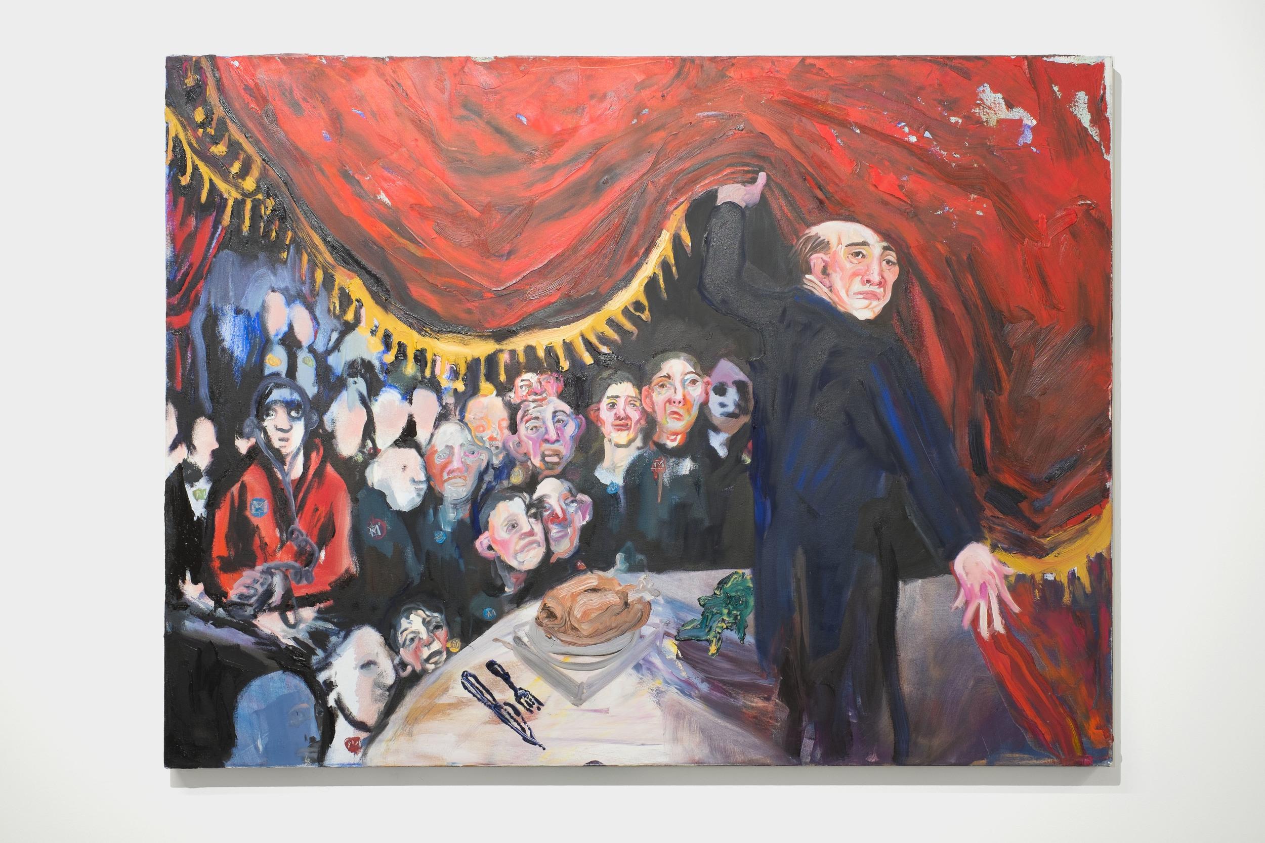 Ray Mack, The Curator, 2016