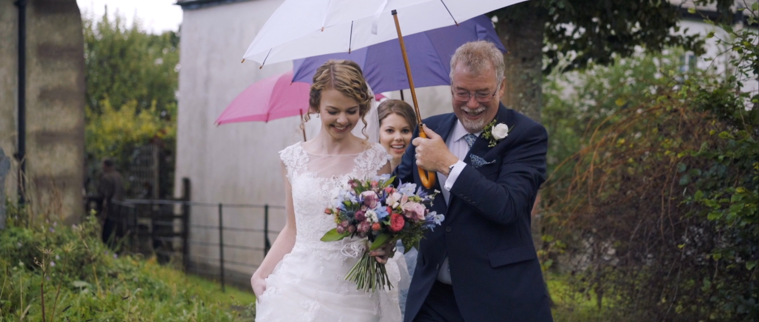 Cinematic Wedding Videography