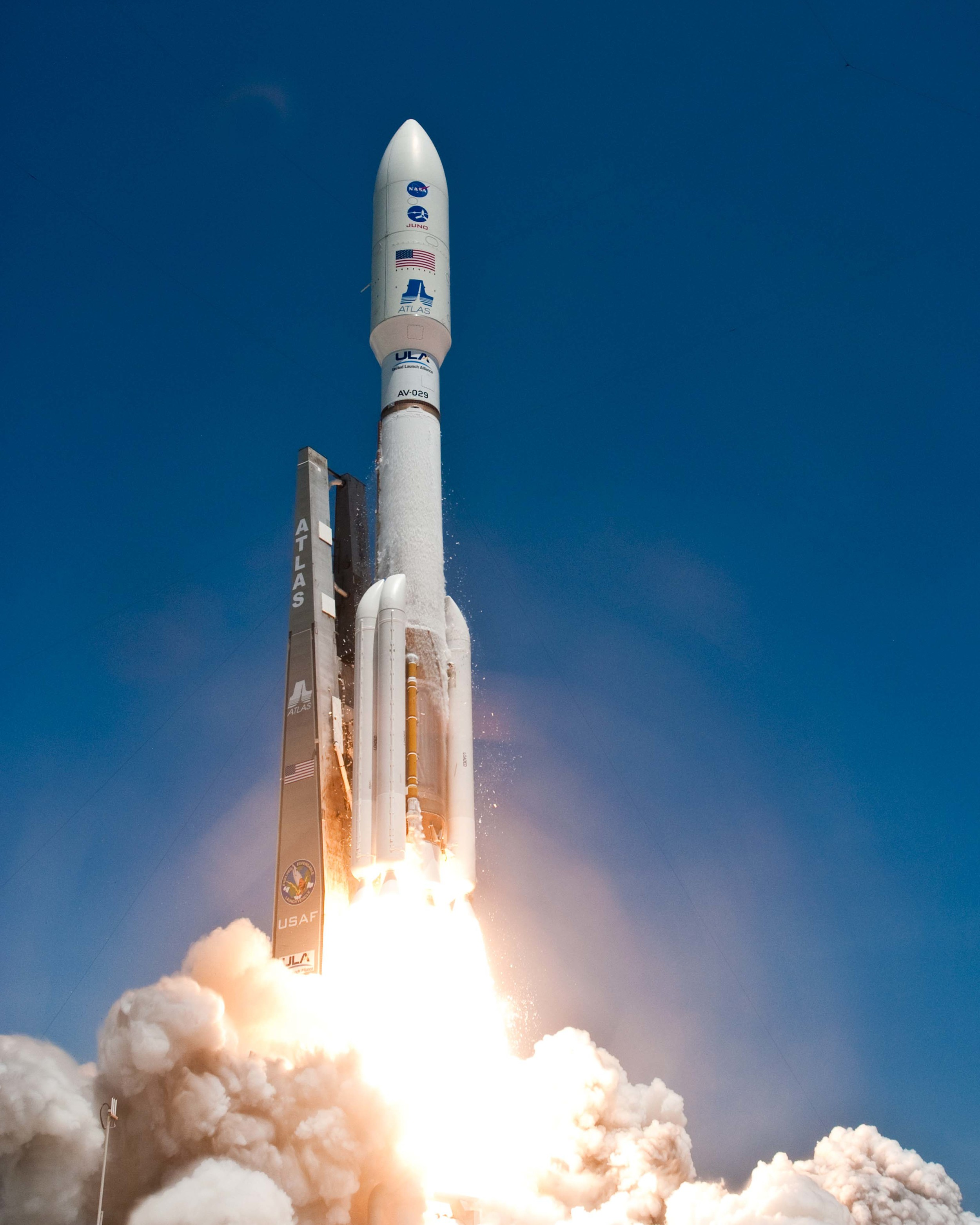 The United Launch Alliance Atlas Rocket