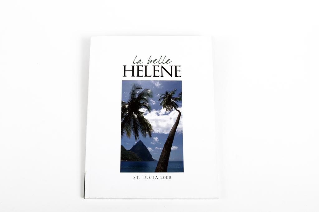 La Belle Helene magazine