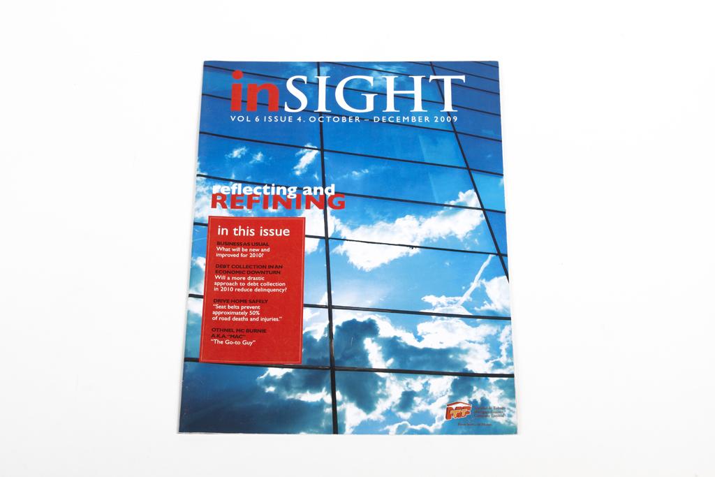 TTMF inSIGHT magazine