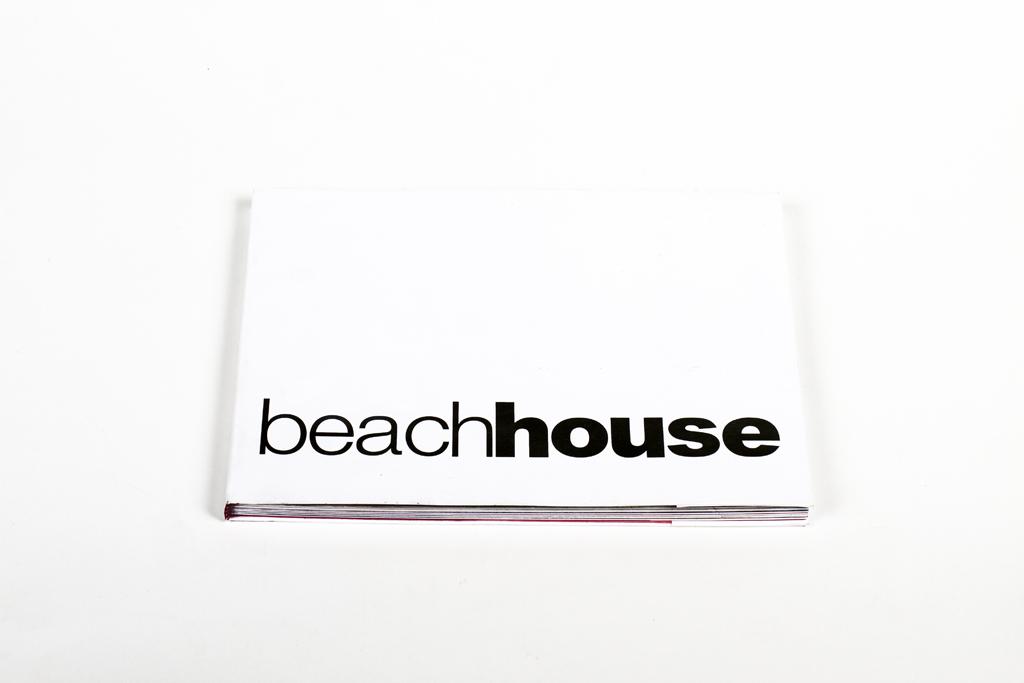 "Beachhouse Entertainment: ""The Experience"" coffeetable book"