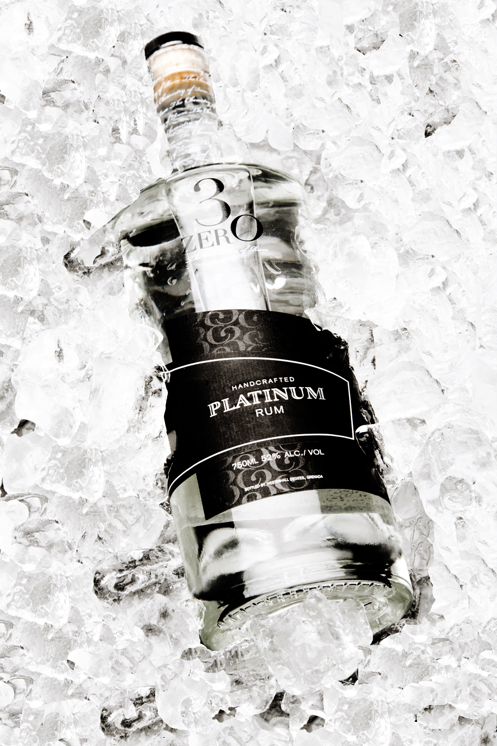 3ZERO Platinum on ice