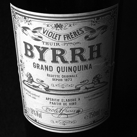 BYRRH GRAND QUINQUINA