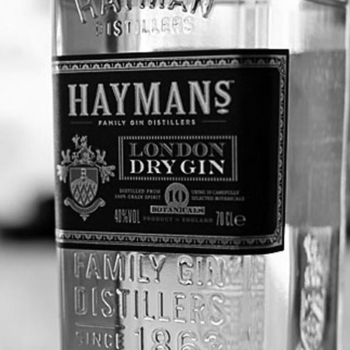 HAYMAN'S LONDON DRY GIN  | England