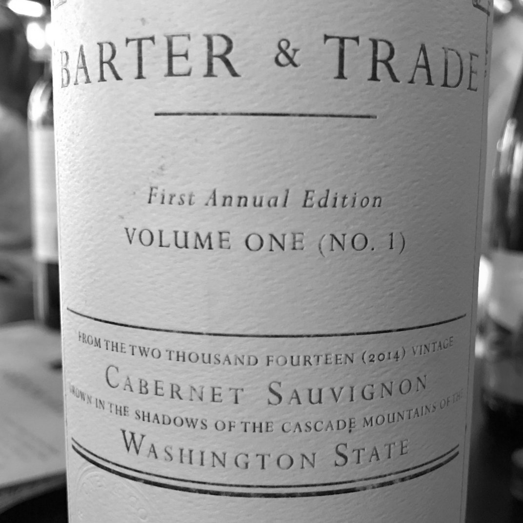 BARTER & TRADE   Washington