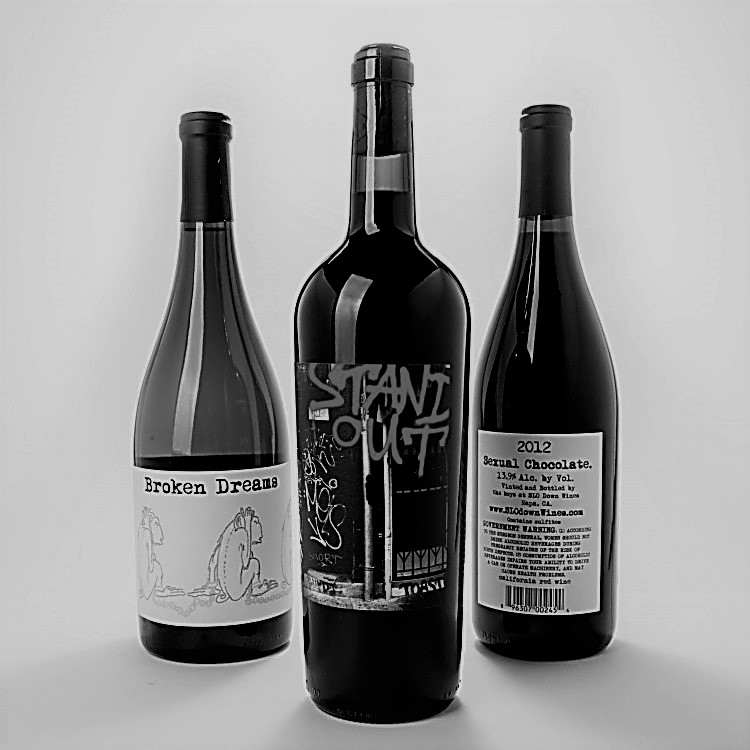 SLO DOWN WINES  |  California