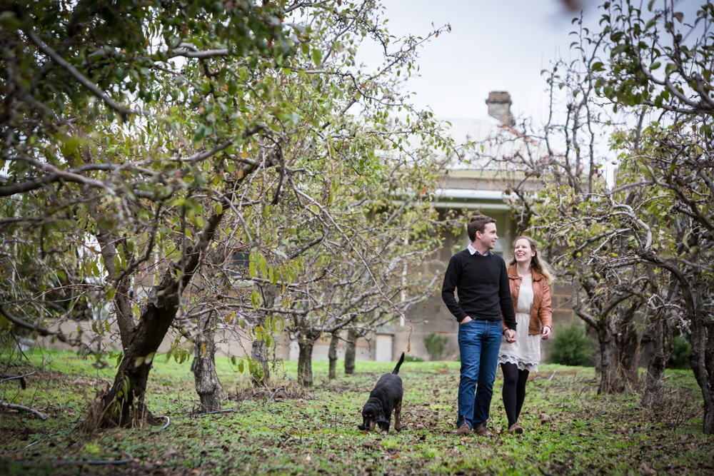 Jenna & Adair - Pre-Wedding Mini Session