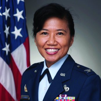 Colonel Shirley S. Raguindin