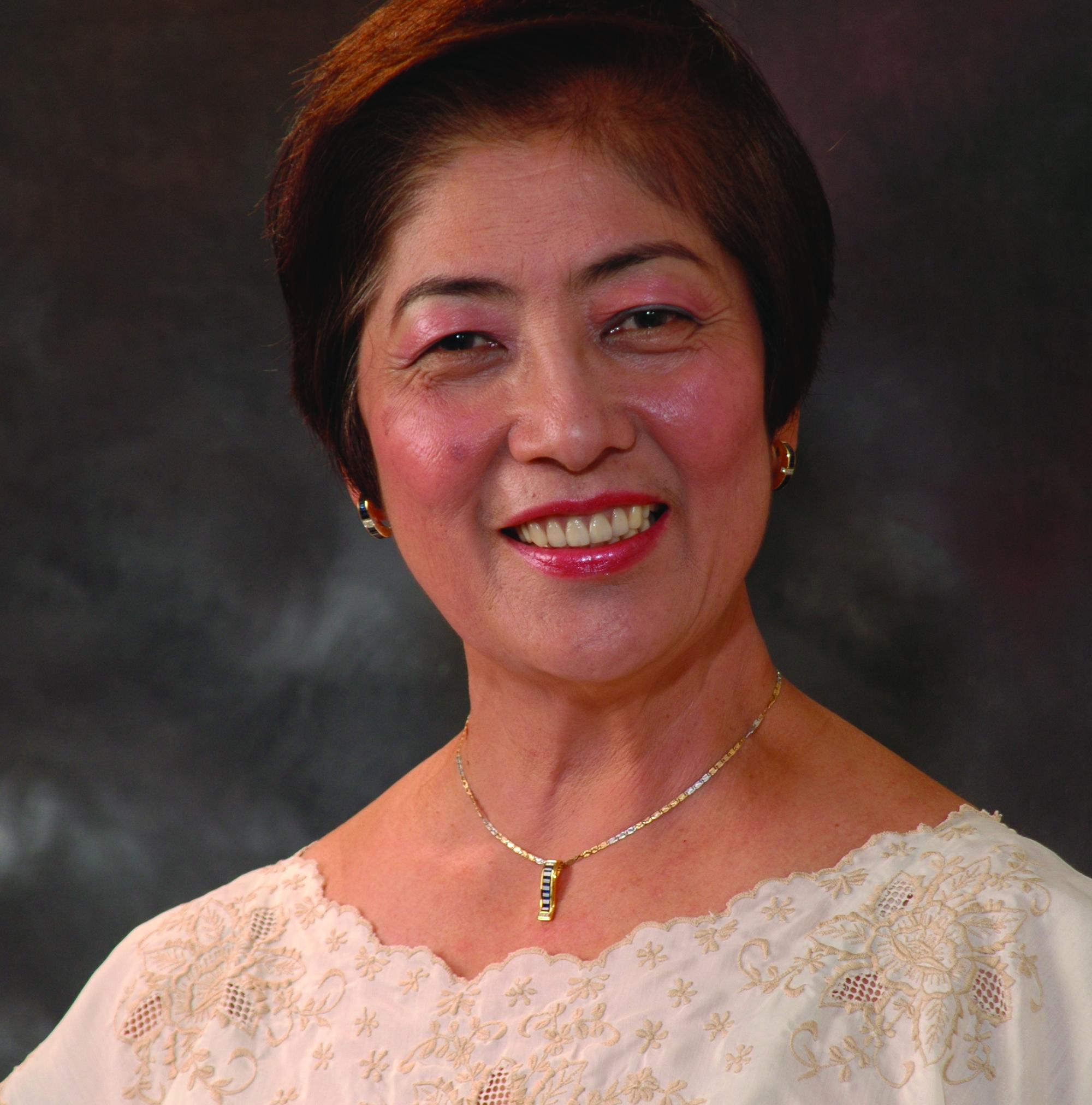 Mayor Ruth Uy Asmundson, Ph.D.