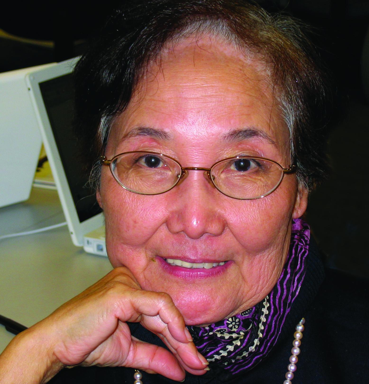 Penelope V. Flores, Ph.D.